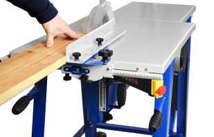 Советы по изготовлению распиловочного стола из влагостойкой фанеры