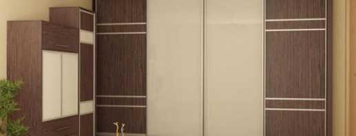 Варианты шкафов под одежду в гостиную, их плюсы и минусы