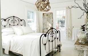 Конструктивные особенности металлических кроватей и подборка лучших вариантов