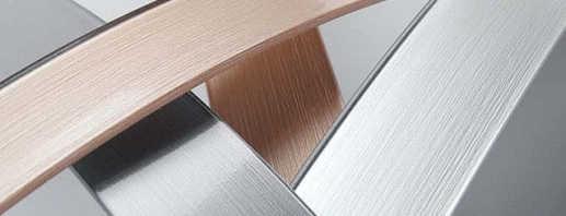 Варианты мебельных кромок, материалы и особенности монтажа