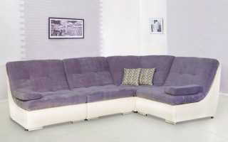 Особенности угловых диванов в интерьере, их преимущества
