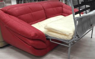 Рейтинг видов механизмов трансформации диванов