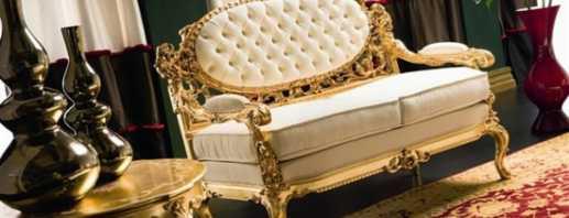 Особенности французской мебели, нюансы выбора