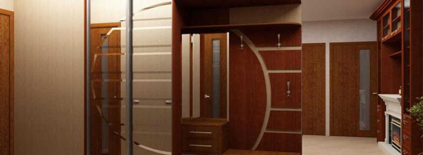 Обзор шкафов для прихожей, и фото возможных вариантов
