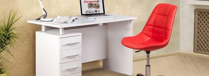 Как подобрать размер письменного стола для ребенка и взрослого