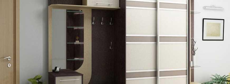 Обзор шкафов для коридора и важные критерии выбора