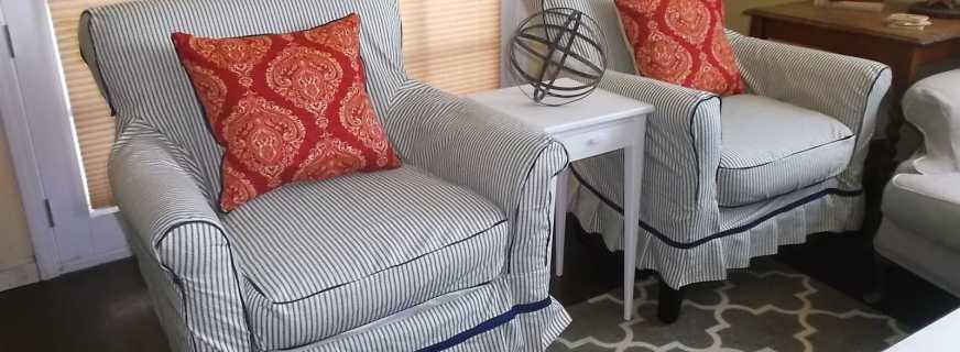 Преимущества самостоятельной реставрации кресла, порядок работ