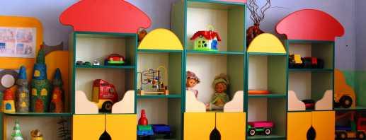 Какие существуют варианты мебели в детский сад