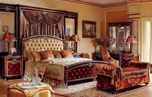 Особенности мебели в стиле ампир, нюансы выбора