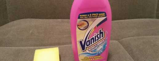 Как использовать ваниш когда чистите мягкую мебель, обо всем в деталях