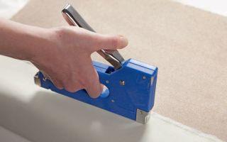 Какие бывают мебельные степлеры, советы по выбору
