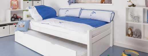 Разнообразие размеров детских кроватей, выбор с учетом роста и возраста
