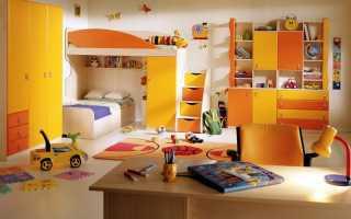 Выбор детской модульной мебели, на что обратить внимание