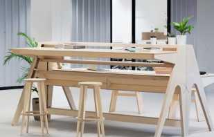Как своими руками сделать стол из фанеры, пошаговое руководство