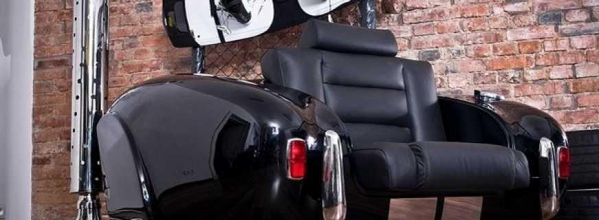 Особенности авто мебели, что собой представляет