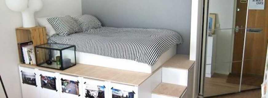 Разновидности мебели трансформера и правила выбора