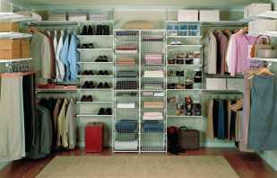 Как выбрать фурнитуру для гардеробной, советы специалистов