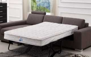Критерии выбора дивана-кровати с ортопедическим матрасом