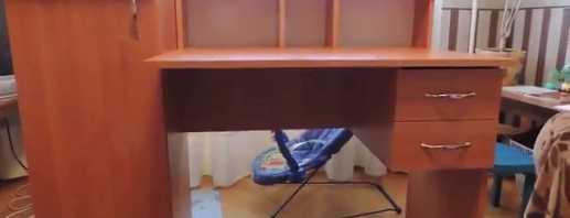 Как собрать компьютерную мебель самостоятельно, руководство к действию