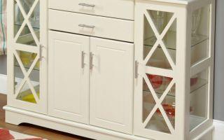 Обзор моделей комодов на кухню, советы по выбору