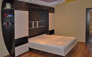 Варианты двуспальных кроватей трансформеров, функциональные возможности