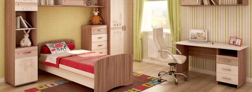 Особенности молодежной мебели, популярные стили, важные нюансы