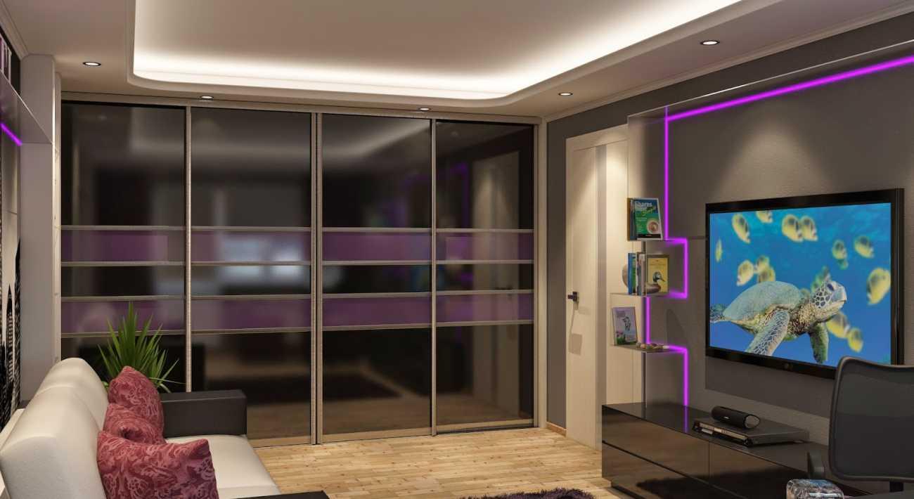 Правила выбора шкафа купе для зала, особенности моделей