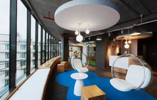 Стильный офис в 2019 году