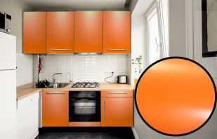 Варианты и применение виниловой пленки на мебель