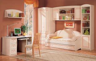 Выбор мебели для детской спальни, советы специалистов