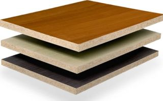 Обзор цветов ДСП для изготовления мебели