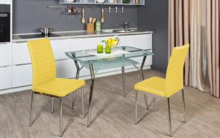 Какой стол лучше выбрать на кухню в зависимости от формы, материала