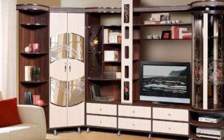 Какие существуют варианты мебели в современном стиле для гостиной