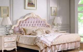 Элитные итальянские двуспальные кровати, критерии выбора