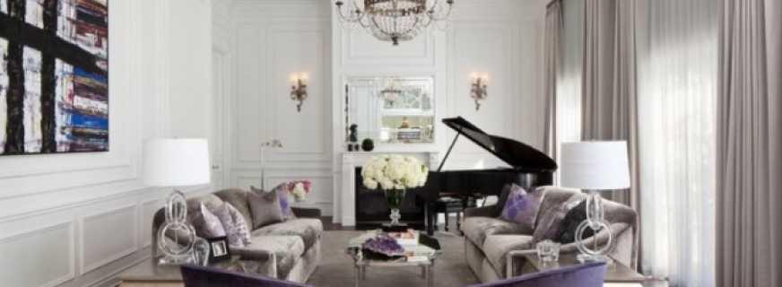 Особенности неоклассической мебели, как выглядит и где применяется