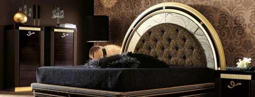 Популярные модели двуспальных элитных кроватей, ряд их достоинств
