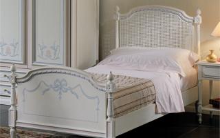 Критерии выбора односпальной кровати — размер, дизайн, материал