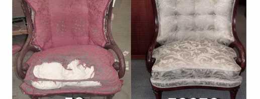 Как своими руками перетянуть кресло пошагово, основные рекомендации