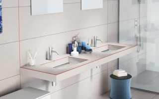 Разновидности столиков для ванной, популярные цвета и дизайны
