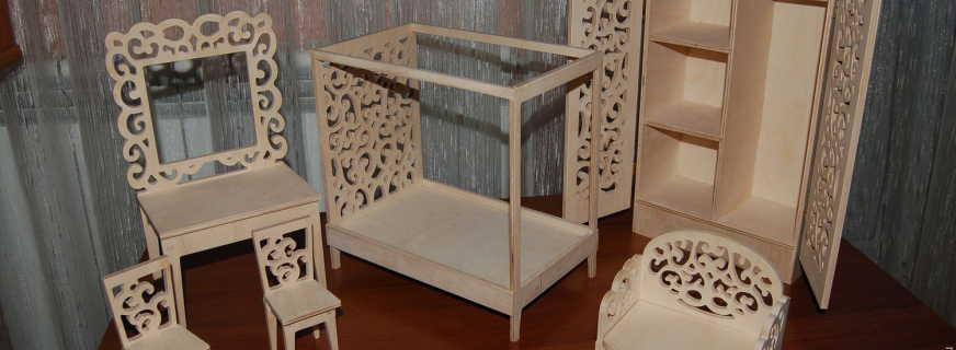 Кукольная мебель дерева своими руками фото 546
