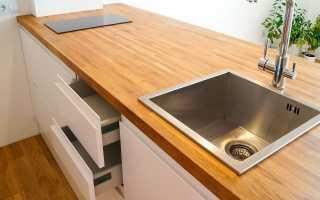Рейтинг лучших видов столешниц для кухонного гарнитура