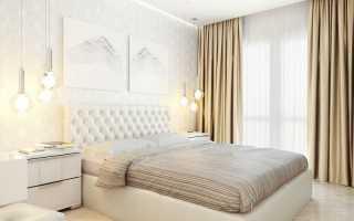 Варианты белых кроватей, особенности дизайна для разных интерьеров