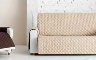 Лучшие материалы для дивандека на диван, советы по уходу