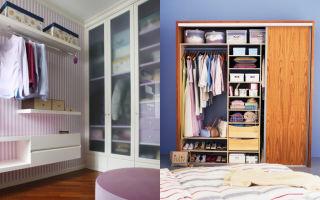 Обзор мебели, а именно шкафов под одежду, советы по выбору