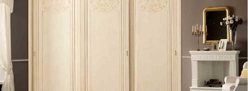 Какими могут быть шкафы платяные трехстворчатые, выбор модели