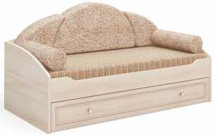 Основные преимущества тахты-кровати с подъемным механизмом