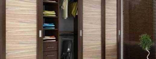 Особенности встроенных шкафов, как выбрать