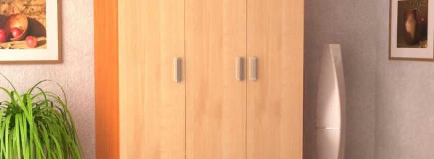 Советы по выбору шкафов трехстворчатых, обзор моделей