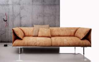 Причины популярности диванов в стиле хай-тек, разновидности моделей
