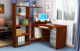 Мебель для уголка школьника, советы по выбору